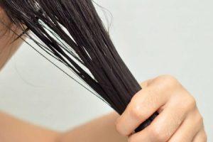 Słabe włosy